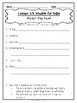 Journey's First Grade Lesson 23 Comprehension Pack