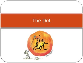 Journey's - First Grade - Lesson 26 - The Dot - Voc and Sp. Powerpoint