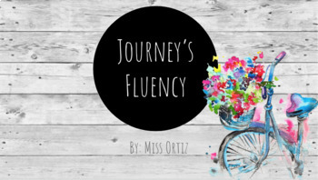 Journey's Fluency Practice-Google Slides