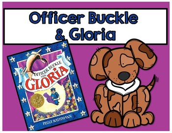 Journey's Focus Wall-OFFICER BUCKLE & GLORIA
