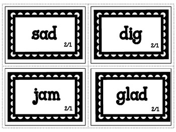 Journey's  Grade 2 Lessons 1-5 Cards
