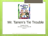 Journey's Grade 2 Unit 4 Lesson 16, Mr. Tanen's Tie Troubles