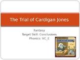 Journey's Grade 3 Lesson 2 Vocab Slideshow- The Trial of Cardigan Jones