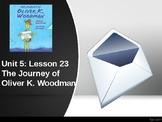 Journey's Grade 3 Lesson 23 Vocab Slideshow- The Journey o