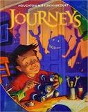 Journey's Grade 4 Unit 1 Comprehension Trifolds