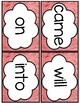 Journey's Kindergarten Sight Word Cards Word Wall Cards