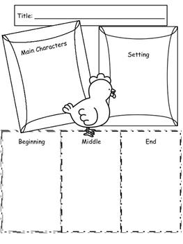 Journey's Kindergarten Unit 1 Lesson 5 Supplemental Activities