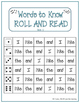 Journey's Kindergarten Word Work Practice and Center Activ