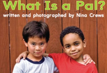 Journey's Lesson 1 What is a Pal? Study Guide for 1st Grade