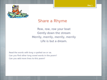 Journey's Lesson 20 1st Grade Weekly Powerpoint Presentation