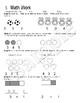 Journey's Lessons 1-30 Weekly Homework Bundle with Eureka Math
