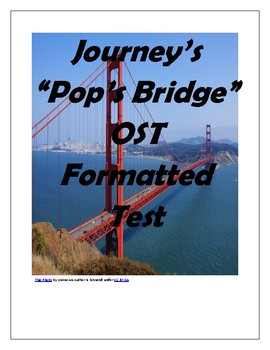 "Journey's ""Pop's Bridge"" OST formatted Reading Test"