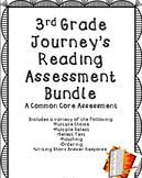 Journey's Reading 3rd Grade Assessment Bundle