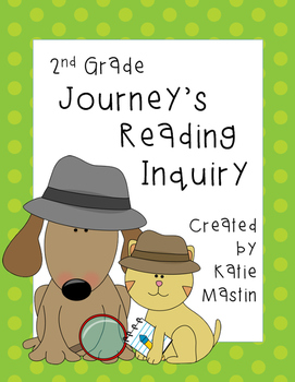 Journey's Reading Inquiry
