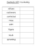 Journey's Reading Unit 1 Vocabulary 3rd Grade