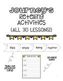 Journey's Retelling Activities