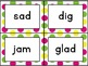 Journey's Second Grade Spelling Cards [Bright Polka Dots] *EDITABLE*