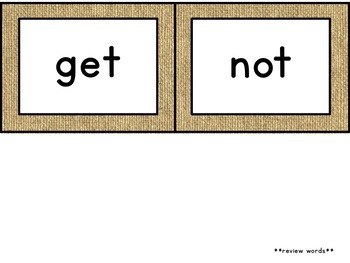 Journey's Second Grade Spelling Cards [Burlap] *EDITABLE*