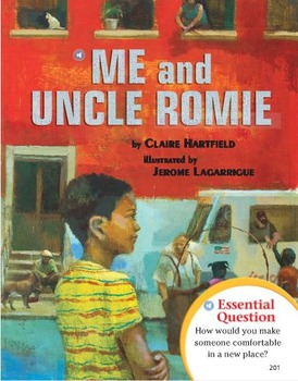 """Journey's TDA: """"Me and Uncle Romie"""""""