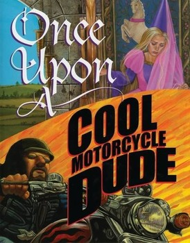 "Journey's TDA: ""Once Upon a Cool Motorcycle Dude"""