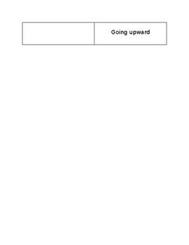 Journey's Third Grade Lesson 1 Vocabulary Match-Up
