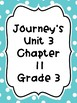 Journey's Unit 3 Vocab Cooperative Learning Cards