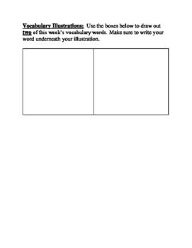Journey's Vocabulary Activities: Max's Words - Third Grade