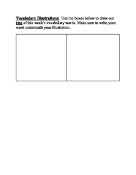 Journey's Vocabulary Activities: Young Thomas Edison - Third Grade