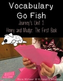 Vocabulary Go Fish: Henry and Mudge: The First Book (Used