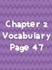 Journey's Vocabulary Slideshow Bundle Units 1-6