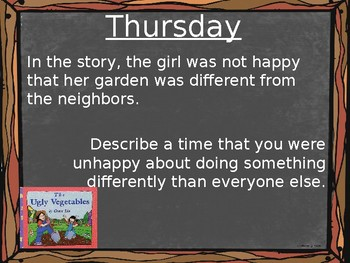 Journey's Writing Prompts - Grade 2 Lesson 7