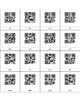 Journey's sight word QR codes