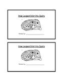 Journey's supplemental activity-How Leopard Got His Spots-Sequencing events