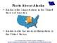 Journey to Alaska! An Arctic Adventure  (high interest, low level reading)