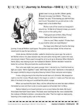 Journey to America-1848