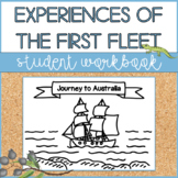 Experiences of the First Fleet   Student Workbook   Distance Learning