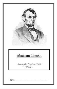 Journey to Freedom: 6 Weeks of Lesson Plans {BUNDLED} ELA Unit