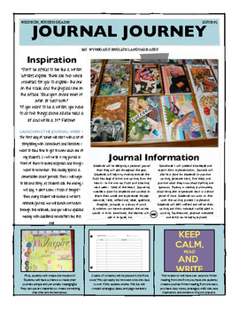 Journey to Journaling