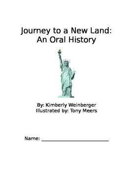Journey to a New Land - Immigration Text