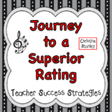 Journey to a Superior Rating for Choral Directors