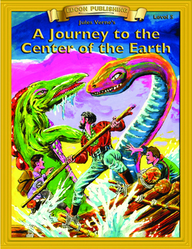 A Journey to the Center of the Earth 10 Chapters, Student Activities Answer Keys