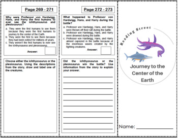 Journey to the Center of the Earth - 5th Grade Reading Street by ...
