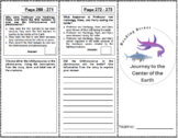Journey to the Center of the Earth - 5th Grade Reading Street