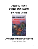 Journey to the Center of the Earth novel by Jules Verne