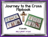 Bible Flip-ups: Journey to the Cross Flipbook
