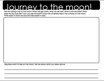 Journey to the Moon!
