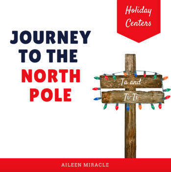 Journey to the North Pole {Centers for Ta and Ti-Ti}