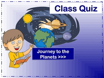 Planets - Journey to the Planets