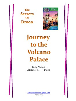 Journey to the Volcano Palace -The Secrets of Droon #2