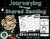 Journeying through Shared Reading: Unit One Brochures - 2nd Grade
